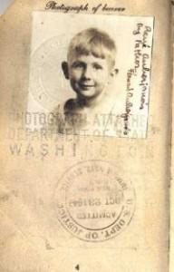 René, about age 6