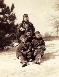 rene and siblings