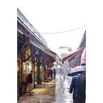 Rain in Athens