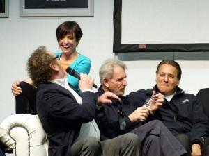 Colm, Nana, René, Robert