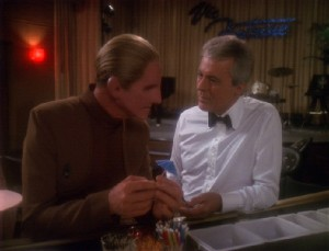 Odo and Vic in His Way
