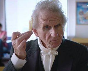 "James Buchanan in ""Raising Buchanan"""