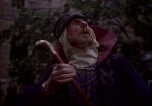 "Merlin in ""A Connecticut Yankee..."", 1989"