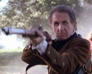 """Reverend Oliver, """"The Patriot"""", 2000"""